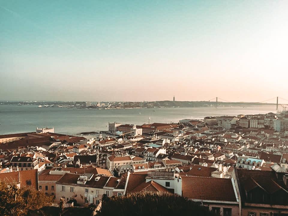 Views over Lisbon