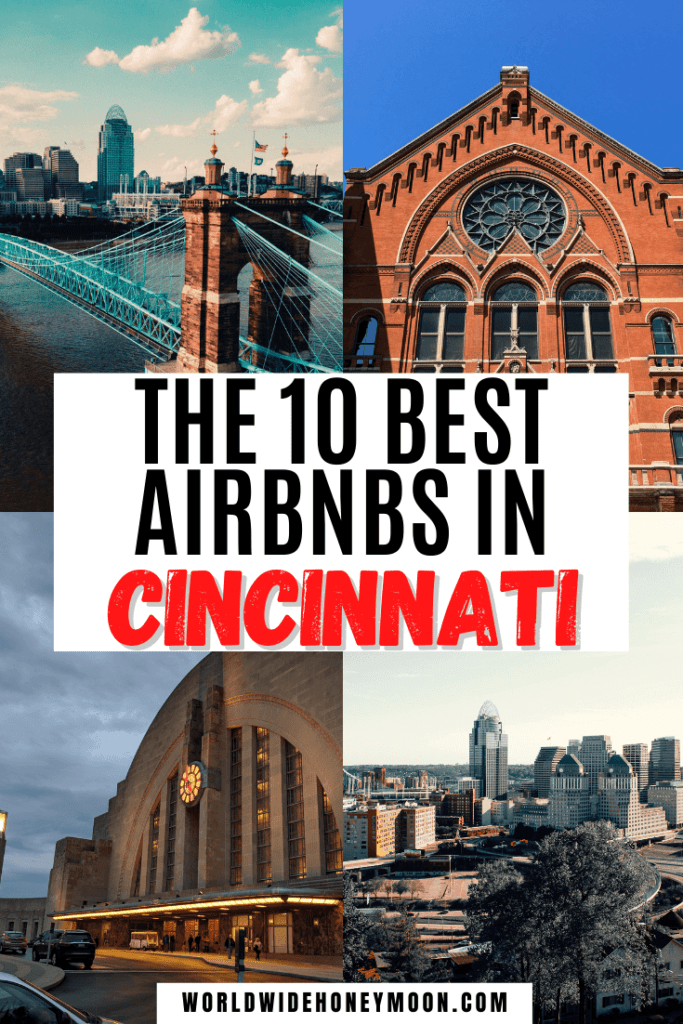 These are the best Airbnbs in Cincinnati | Where to stay in Cincinnati Ohio | Cincinnati Ohio Where to Stay | Where to Stay Cincinnati | Ohio Airbnb | Best Airbnb Ohio | Unique Airbnb Ohio | Coolest Airbnb in Ohio | Coolest Airbnb Ohio | Best Airbnb Ohio | Cincinnati Airbnbs | Swing House Cincinnati | USA Airbnbs