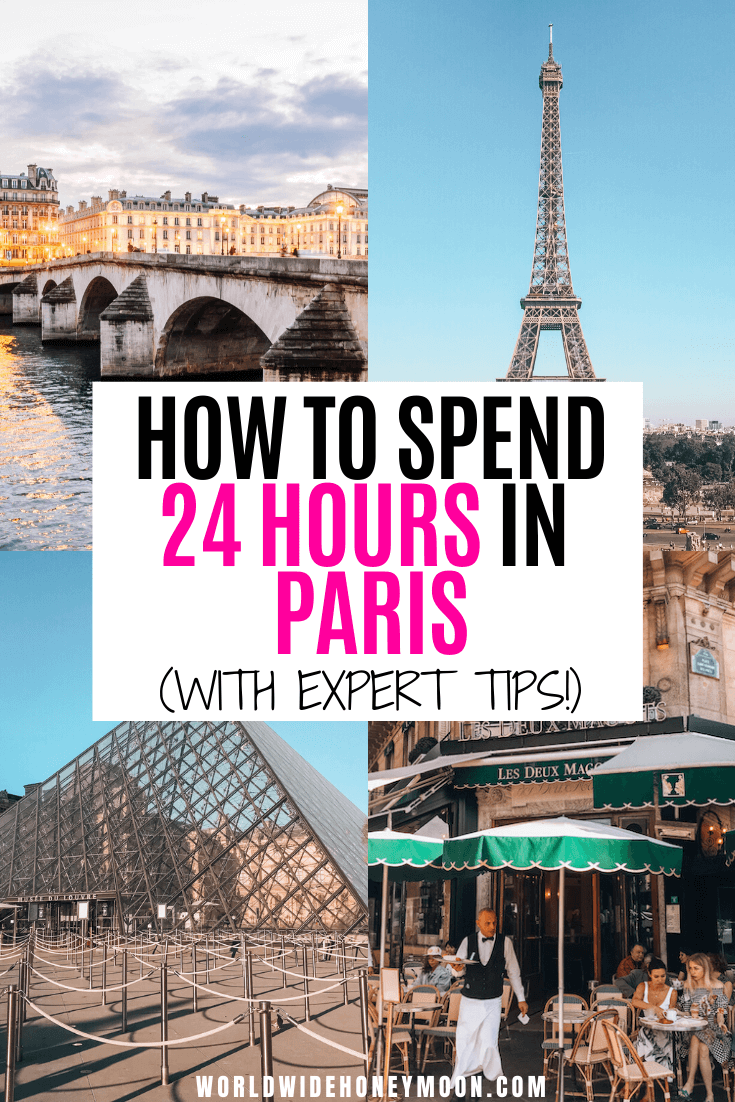 This is the best way to spend 1 Day in Paris | 1 Day in Paris France | 1 Day in Paris Tips | 1 Day in Paris Travel | Paris 1 Day | Paris 1 Day Itinerary | Paris Itinerary | Paris Itinerary Map | Paris Travel Ideas | Paris Honeymoon Ideas | 24 Hours in Paris | 24 Hours in Paris France | Paris in a Day | 24 Hours in Paris One Day #parisfrance #paristravel #parishoneymoon #francetravel #couplestravel