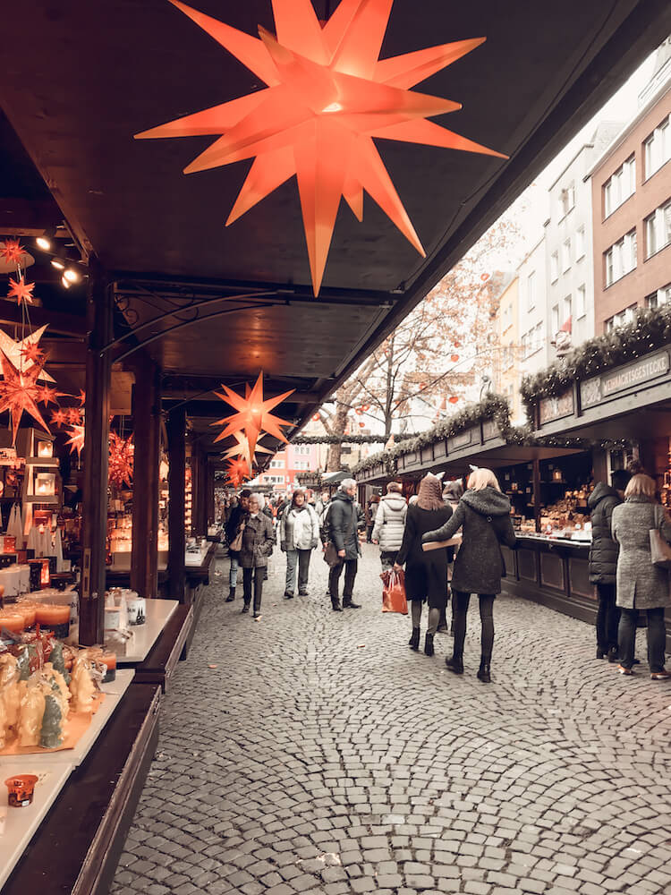 Alter Market Christmas market