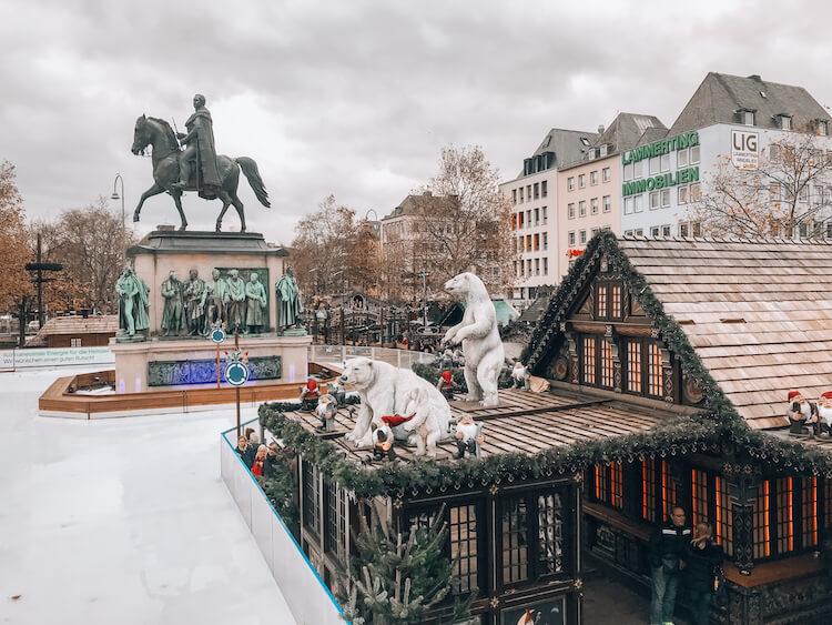 Alter Market ice rink