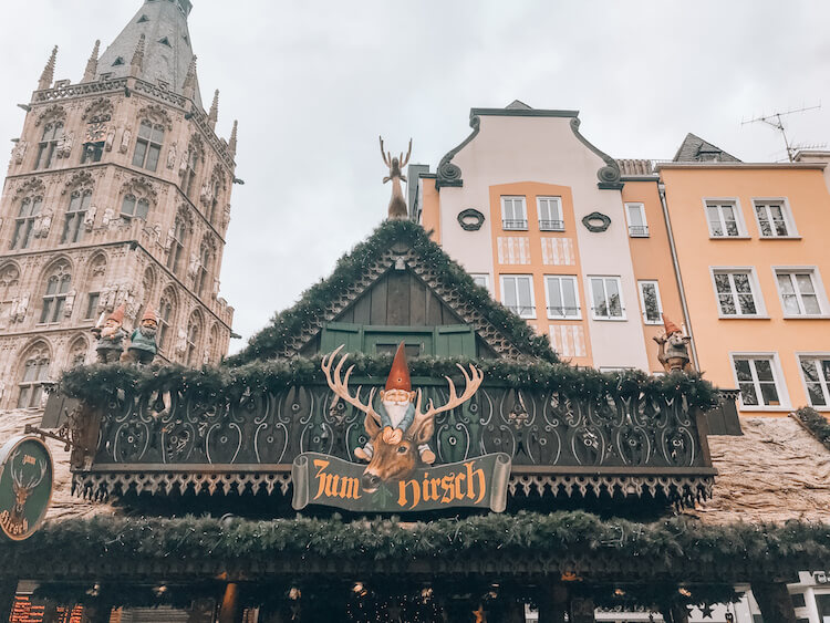 Alter Market in Cologne - Best Christmas Markets in Cologne Germany