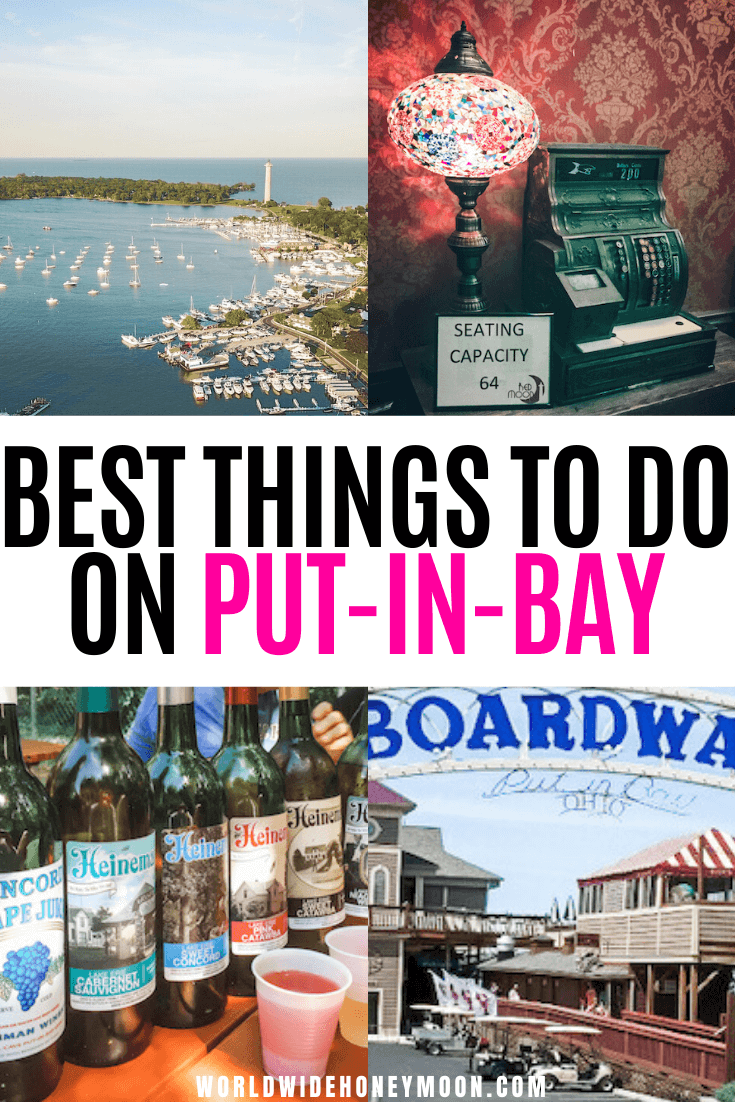 This is the best way to spend time in Put in Bay Ohio | Put in Bay Ohio Bachelorette Party | Things to do at Put in Bay | Put in Bay Things to do | Put in Bay Ohio Party | Put in Bay Ohio Outfits | Put in Bay | Lake Erie Beaches | Lake Erie Islands | Lake Erie Ohio | Lake Erie Vacation | South Bass Island State Park | South Bass Island Ohio#putinbay#putinbayohio#lakeerie#ohiotravel