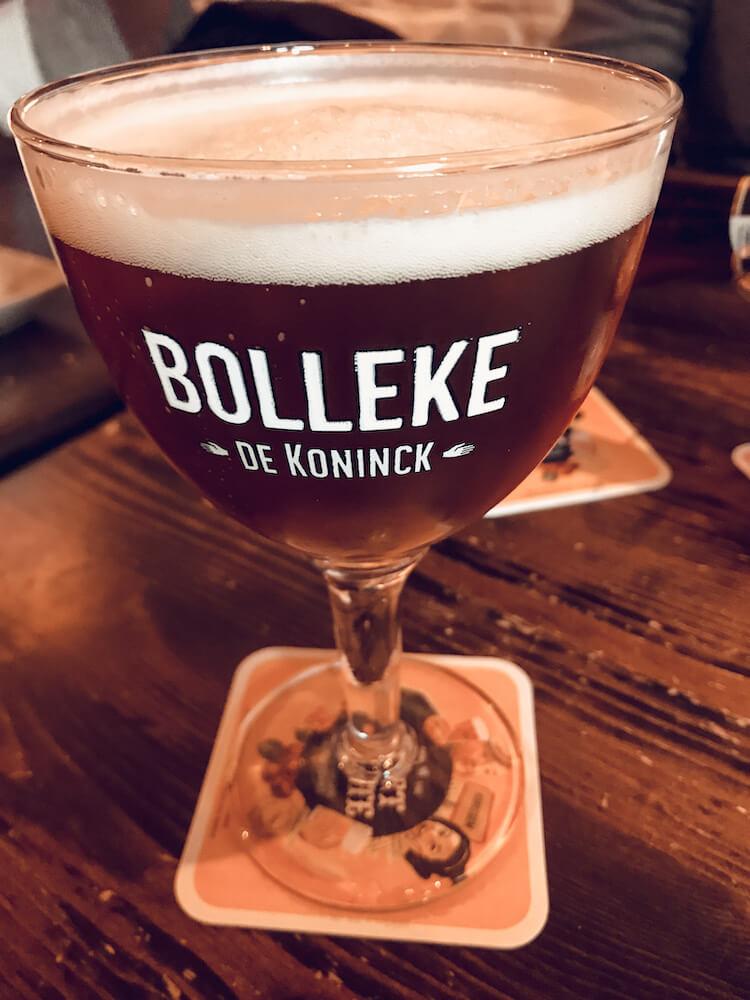 Bolleke De Koninck beer