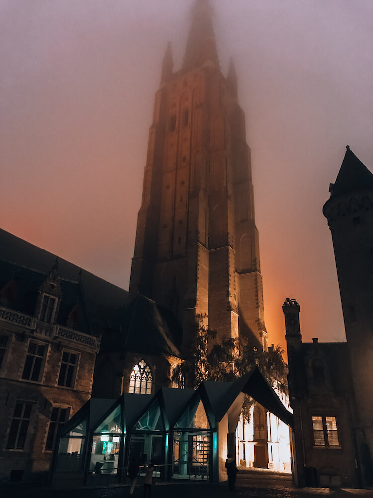 Church of our Lady in Bruges-Things to see in Bruges