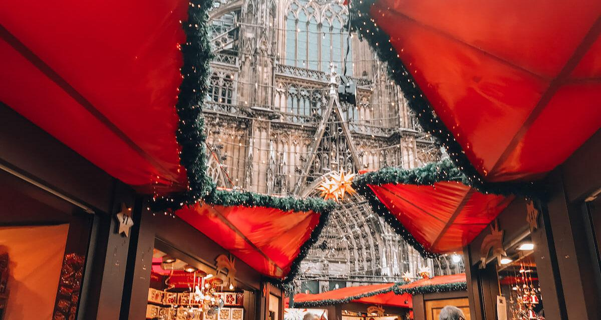 The Ultimate Christmas Markets in Cologne, Germany Itinerary Plus a Cologne Christmas Market Map!