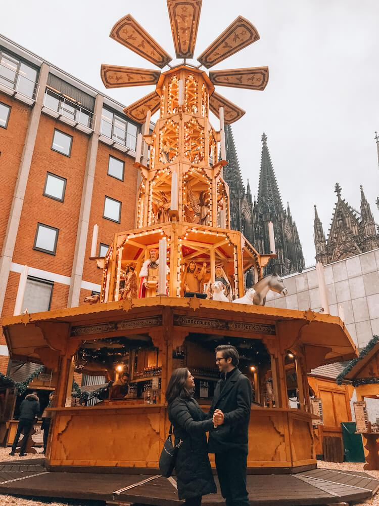 Cologne Germany Christmas Markets - Europe Winter Packing List