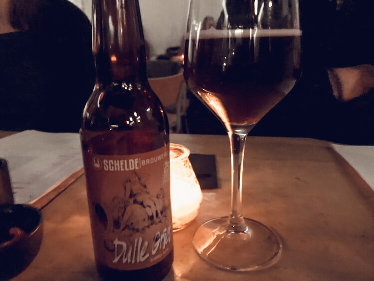 Dulle Griet Beer from Dr. Beer