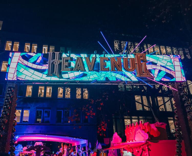 Heavenue Gay Christmas Market in Cologne
