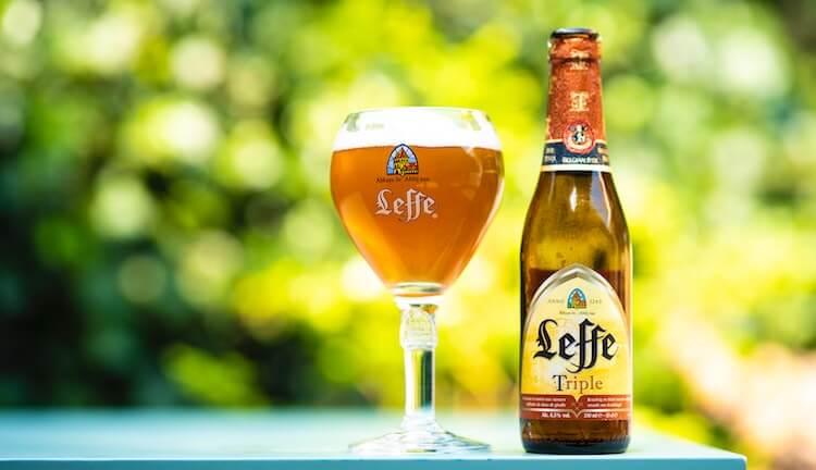 Leffe Triple Beer - Belgian Beer Guide