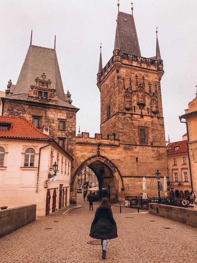 Prague in the Winter - Packing List for Europe in Winter