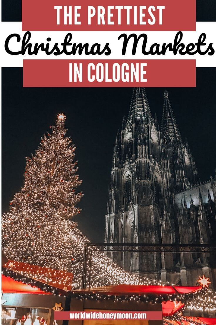 The Prettiest Christmas Markets in Cologne Germany - Cologne Christmas Market Trip - Cologne Christmas Markets in 1 Day