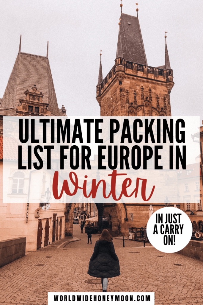 This is the ultimate Europe winter packing list | Europe Winter Outfits | Europe Winter Fashion | Europe Winter Travel | Europe Winter Outfits Cold Weather | Christmas Market Packing List | Winter in Europe Packing | Winter in Europe Outfits Cold Weather | Packing List for Europe Winter | Packing List for Winter Vacation | Packing List for Winter in Europe | Boots for Europe in Winter | Best Walking Boots for Europe | Christmas Market Outfit Winter | What to Wear to a Christmas Market