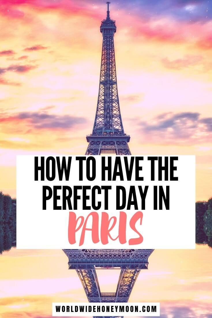 1 Day in Paris | 1 Day in Paris France | 1 Day in Paris Tips | 1 Day in Paris Travel | Paris 1 Day | Paris 1 Day Itinerary | Paris Itinerary | Paris Itinerary Map | Paris Travel Ideas | Paris Honeymoon Ideas | 24 Hours in Paris | 24 Hours in Paris France | Paris in a Day | 24 Hours in Paris One Day #parisfrance #paristravel #parishoneymoon #francetravel #couplestravel