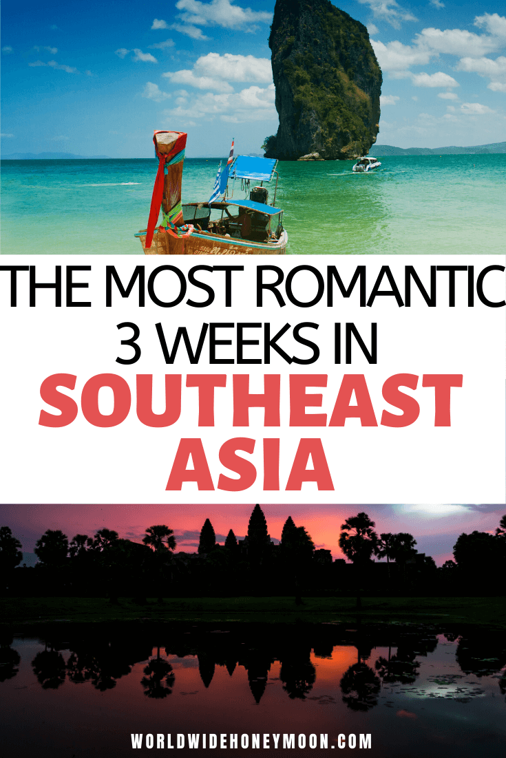3 Weeks in Southeast Asia | Southeast Asia Itinerary 3 Weeks | Southeast Asia Travel | Southeast Asia Itinerary | Southeast Asia Travel Itinerary | Southeast Asia Photography | Asia Travel Destinations | Top Asia Destinations | Southeast Asia Honeymoon Itinerary #southeastasia #asiatravel #seasia #southeastasiatravel #southeastasiahoneymoon