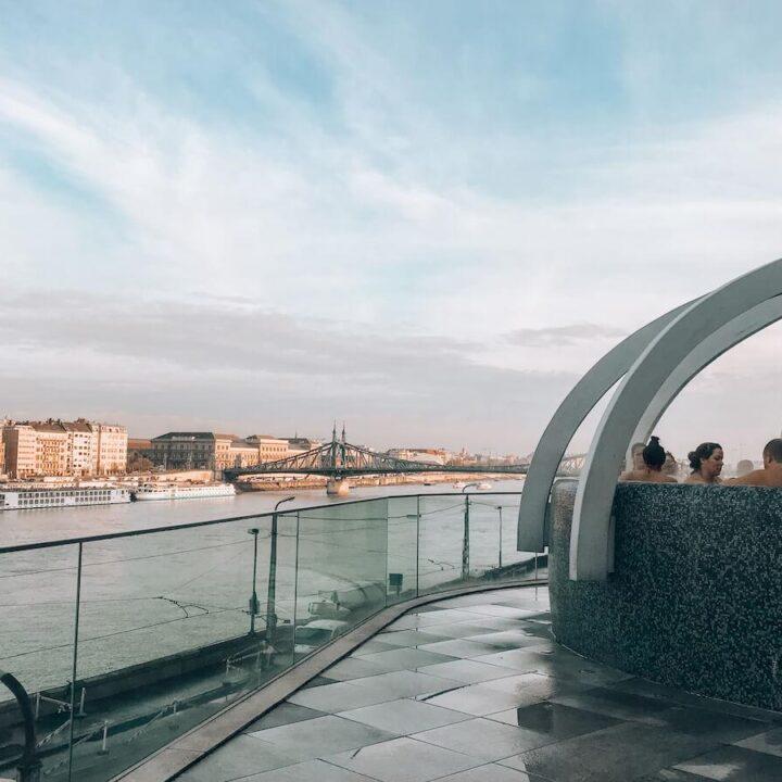 Best Bath in Budapest- Rudas Baths Budapest