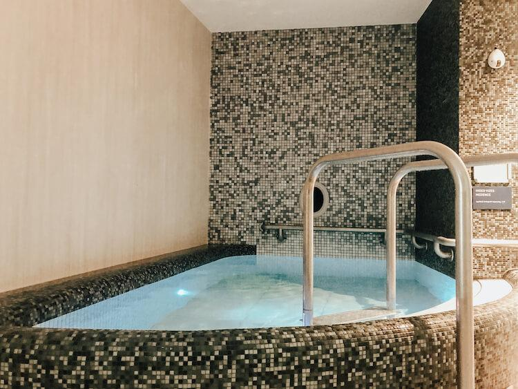 Medicinal Thermal Spa in Budapest