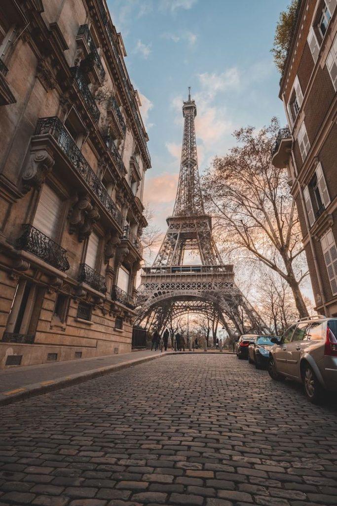 Paris in a Day - Eiffel Tower photo