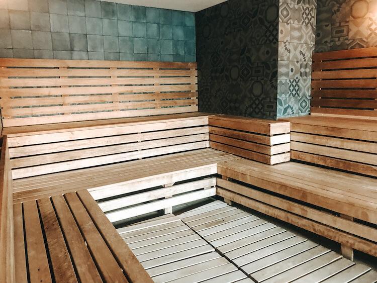 Sauna World at Rudas Baths