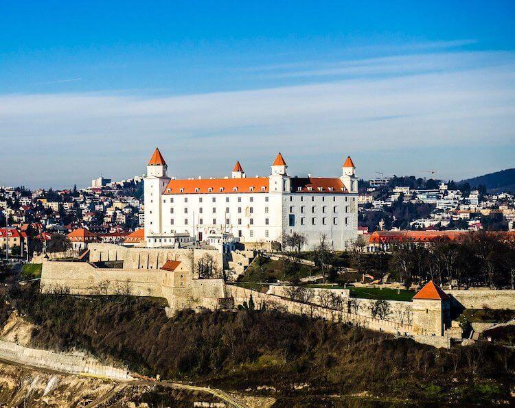 Bratislava Castle - Things to do in Bratislava in One Day