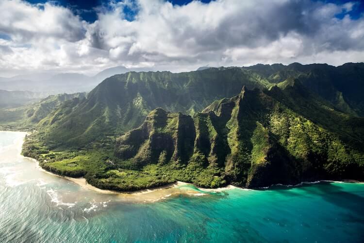 Couple's Travel Bucket List- Hawaii
