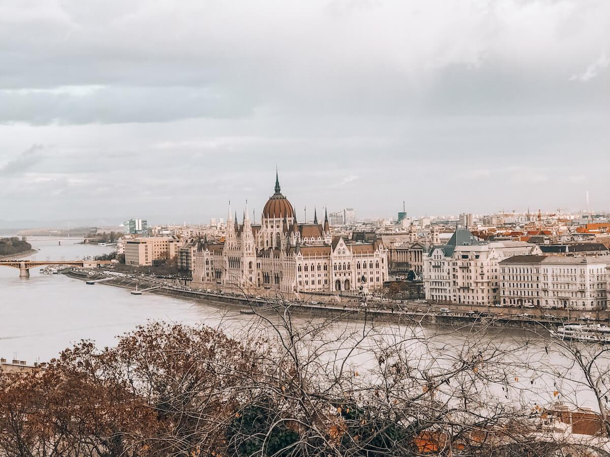 How to Spend 2 Days in Budapest- Hungarian Parliament Building
