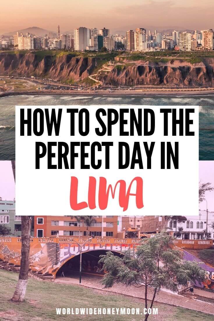 Lima Peru Itinerary | Thing to do in Lima Peru | Lima Peru Travel | Lima Peru Food | 1 Day in Lima | Lima 1 Day | 1 Day in Lima Peru #limaperu #lima #southamericatravel #couplestravel