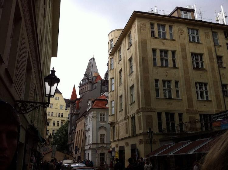 Old Jewish Quarter in Prague
