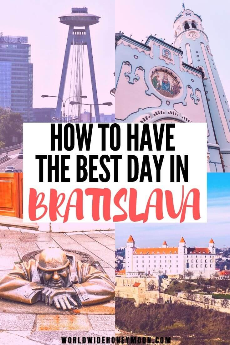 One Day in Bratislava | Bratislava Day Trip | Bratislava One Day | Day Trip to Bratislava | Bratislava in a Day | Things to do in Bratislava Slovakia | Bratislava Photography | Bratislava Food | Bratislava Christmas Market | Bratislava Travel Guide | Bratislava Travel Tips | Bratislava Slovakia Travel #bratislava #bratislavaslovakia #slovakia #europetravel