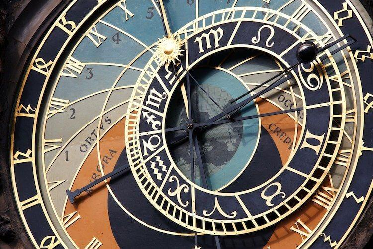 Prague Astronomical Clock Close Up - Places to See in Prague in 2 Days