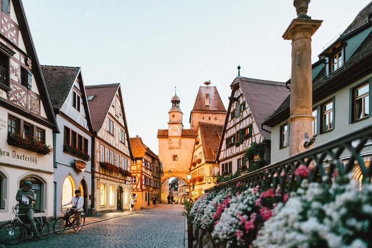 Romantic Germany
