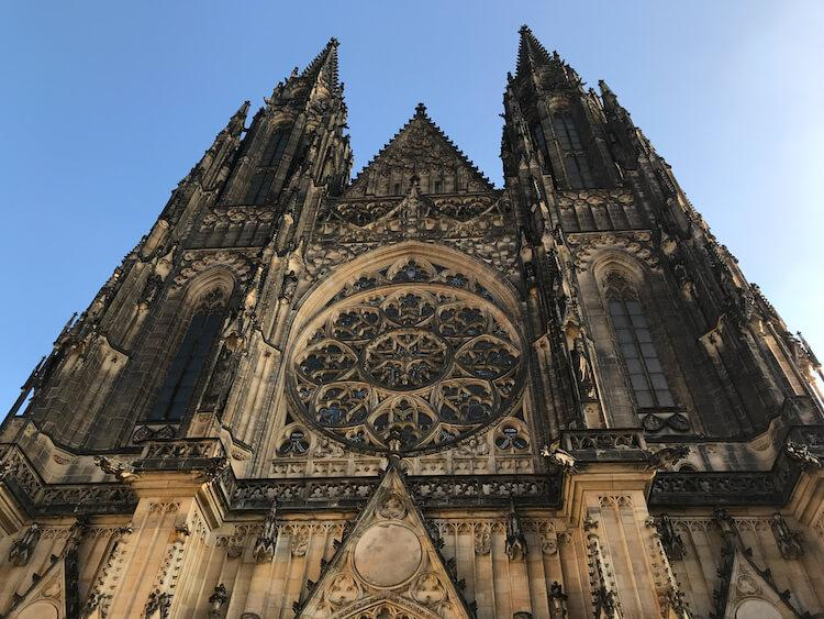 St. Vitus Cathedral in Prague- Things to do in 2 Days in Prague