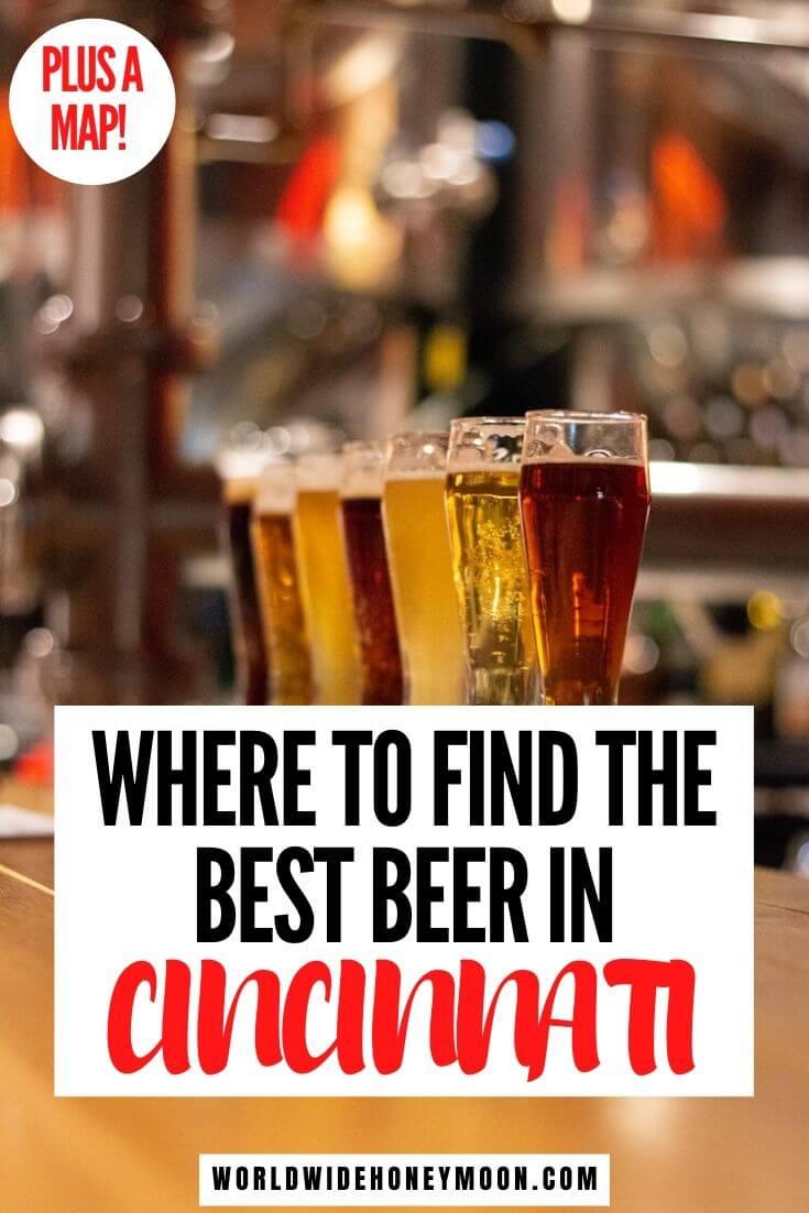 Things to do in Cincinnati Ohio   Cincinnati Beer   Cincinnati Breweries   Cincinnati Ohio Breweries   Best Breweries in Cincinnati   Cincinnati Ohio Beer #cincinnati #cincyusa #visitcincinnati #cincinnatibeer