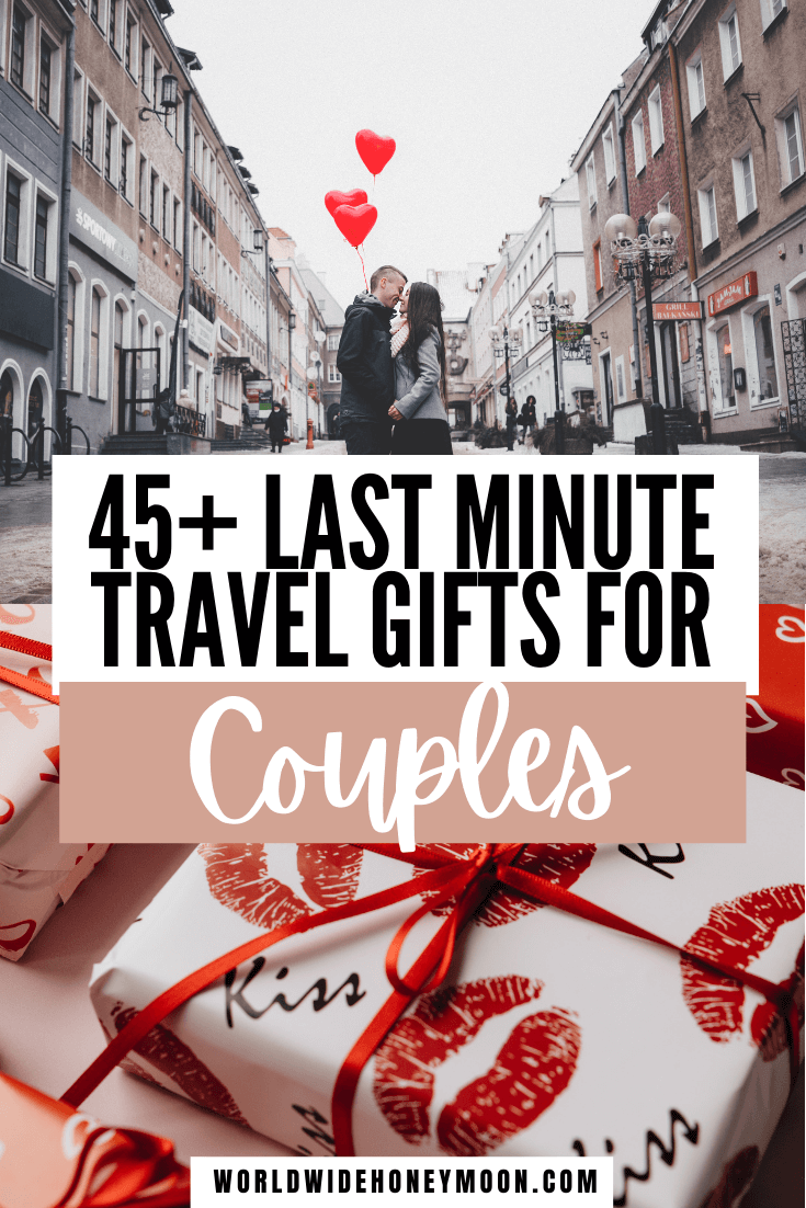 The Ultimate Gift Guide for Couples That Love Travel | Travel Gifts For Couples | Gifts for Couples Who Travel | Gifts for Couples Who Like to Travel | Gifts for Travel Couple | Couples Travel Gifts | Gift Ideas for Her | Gift Ideas for Him | Gifts for Travelers | Gifts for Travel Lovers | Travel Gift Ideas | Christmas Gifts For Couples | Holiday Gifts For Couples | Couples Holiday Gifts | Holiday Couple Gifts | Holiday Gifts For a Couple | Valentines Day Gifts For Couples