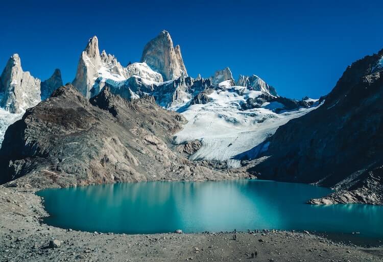 W Trek in Patagonia