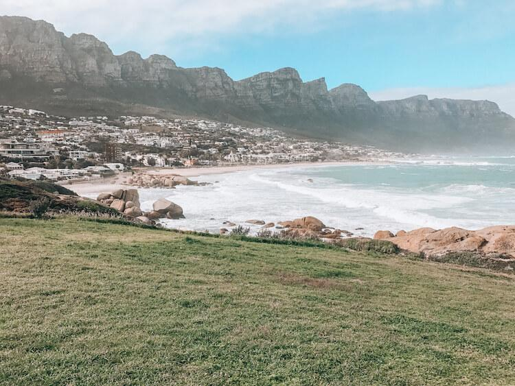 12 Apostles in Camps Bay, Cape Town, South Africa