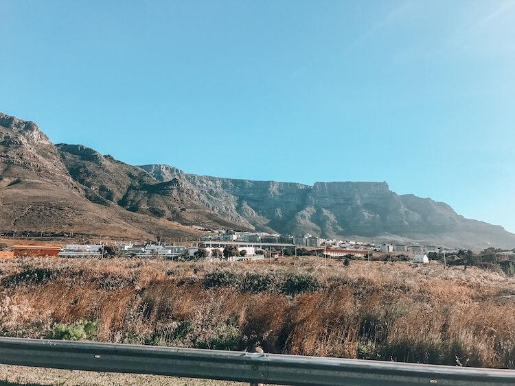 Cape Town and Table Mountain in 3 Days in South Africa