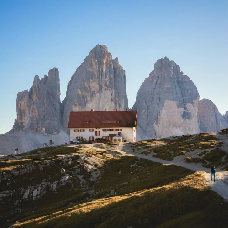 Dolomites Virtual Tour