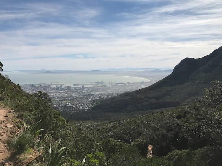 Hiking Table Mountain- 3 Days in Cape Town