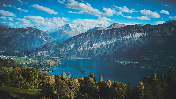 Interlaken, Switzerland- Top Honeymoon Destinations in Europe