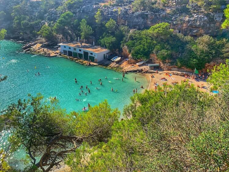 Mallorca, Spain beaches- Beach Honeymoon in Europe