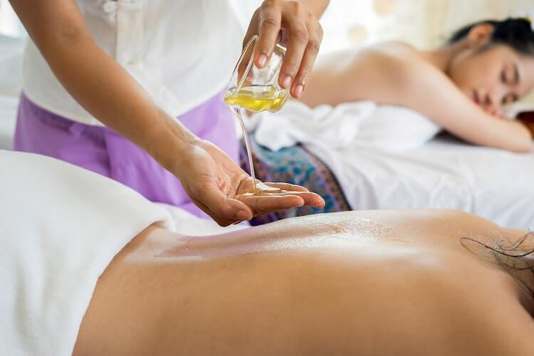 Massages on a Honeymoon Gifts