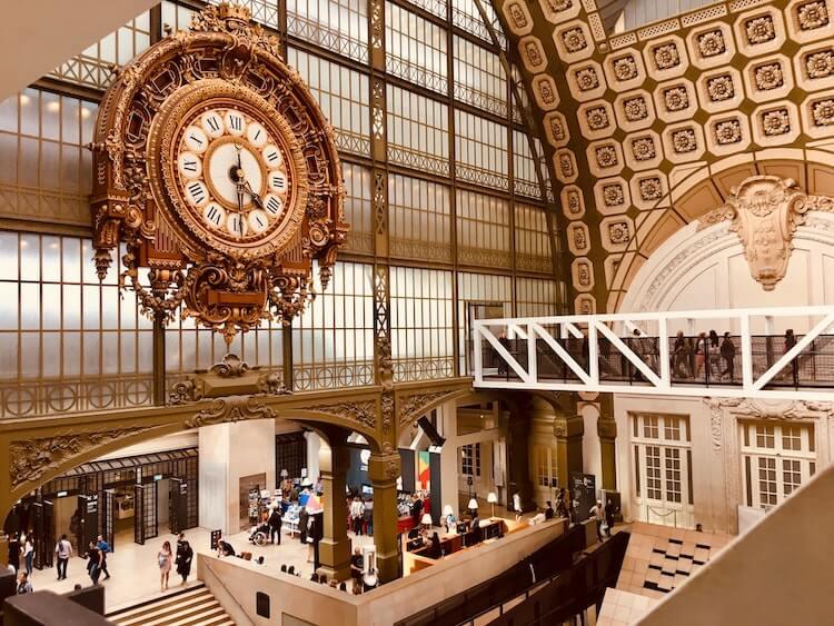 Musee D'Orsay Virtual Visit