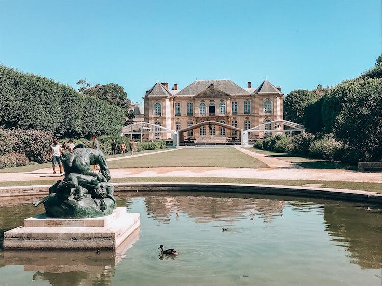 Musee Rodin in Paris- Honeymoon Spots in Europe