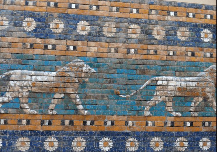 Pergamon Museum Ishtar Gates