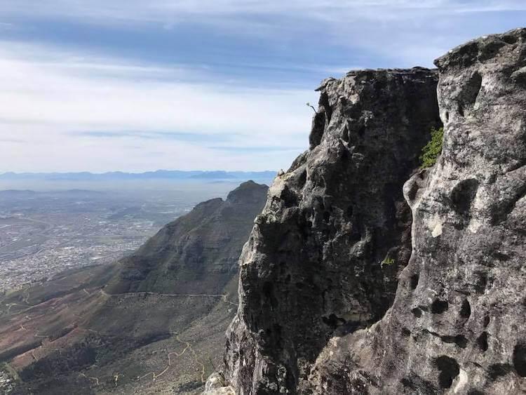 Platteklip Gorge on Table Mountain