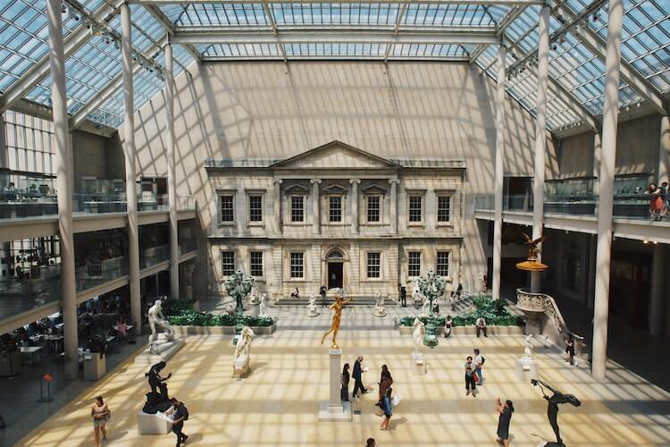 The Met Virtual Tour