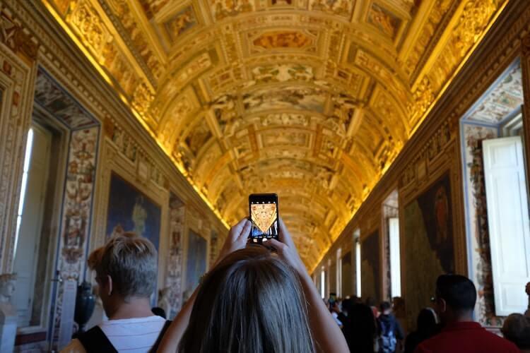 Vatican Museums Online Tours
