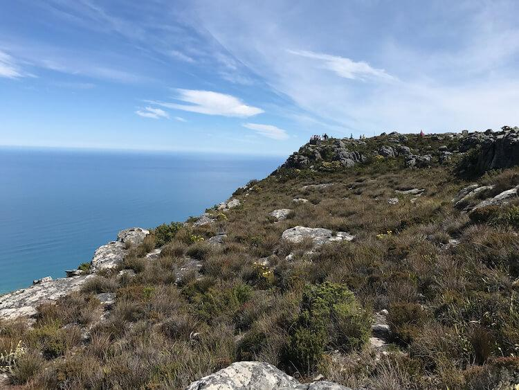 Views of Table Mountain National Park