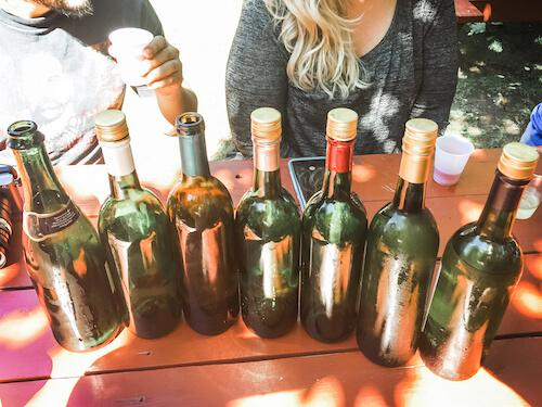 Visiting the Wineries at Put-in-Bay- Things to do in Put-in-Bay